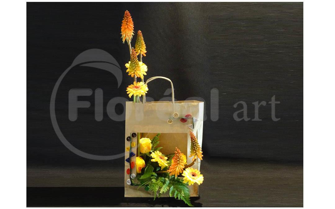 Bouquet en sac – Cours Confirmé