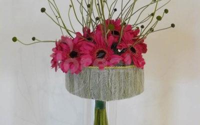 Bouquet avec structure – octobre 2016
