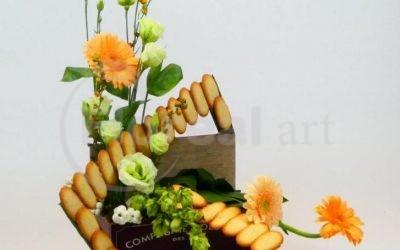 Les Gâteaux et les Fleurs    «Confirmé  et Créativité»