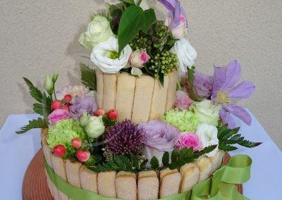 charlotte aux fleurs